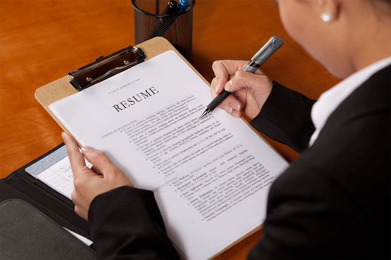 4 Keys To A Well Written Resume