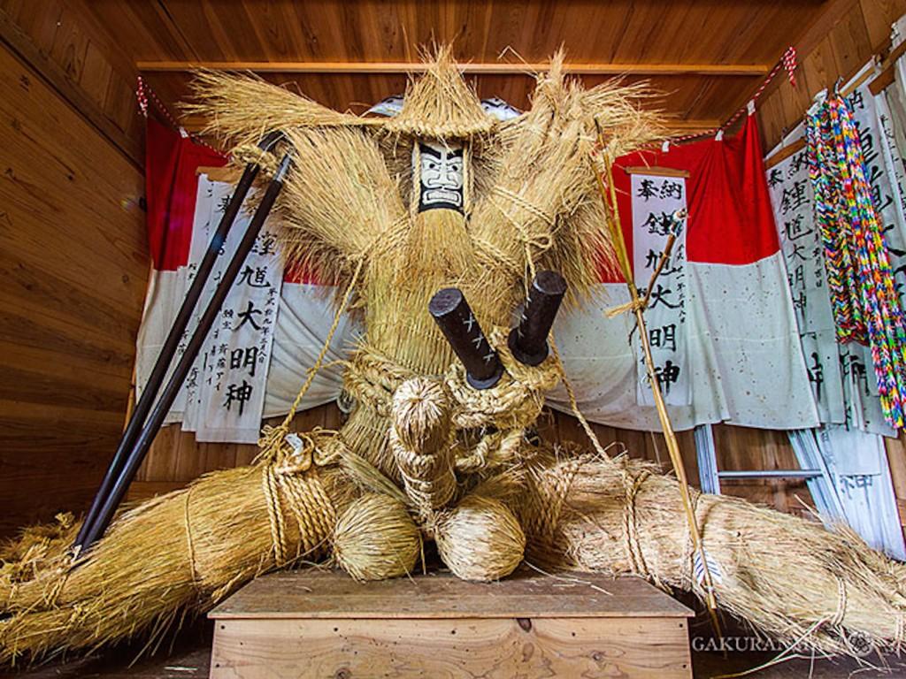 A Trip to Niigata's Phallic Shoki Festival