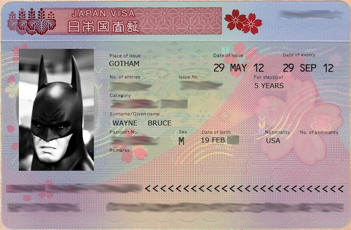 Japan visa help page visas make the visa application japanese consulate outside japan job discussion forums view