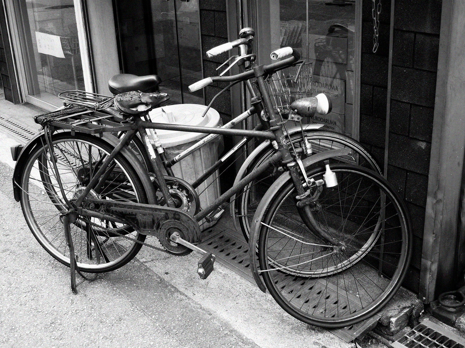 Buying and Registering a Used Bicycle in Japan