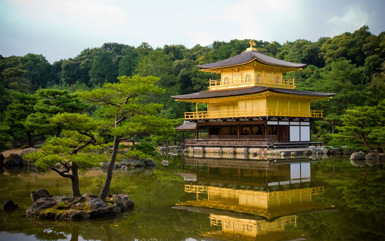 Image result for Kinkaku-Ji