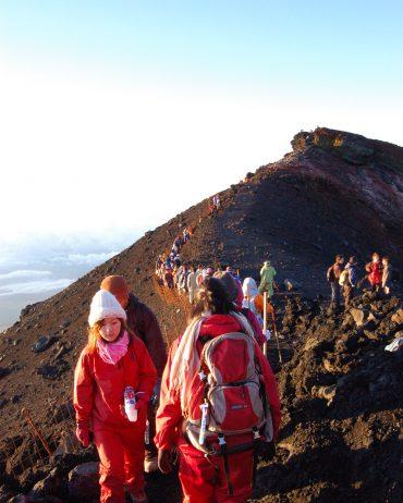 Tips On Climbing Mt Fuji In Japan