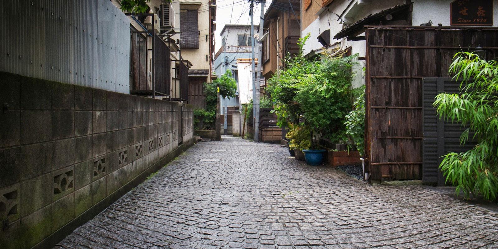 A Walking Photo Tour of Kagurazaka  A Walking Photo...