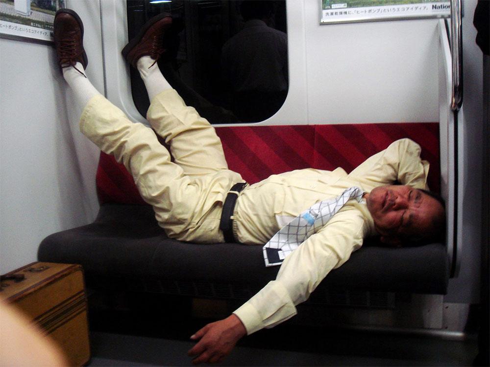 Sleeping Japanese Girl Abused In Train Sleeping - Slutloadcom