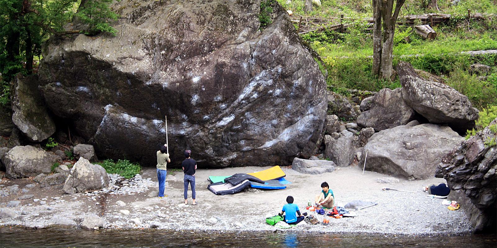 tamagawa_bouldering