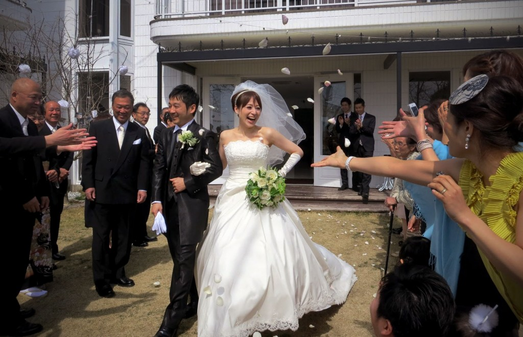4 Tips For Going To A Modern Japanese Wedding