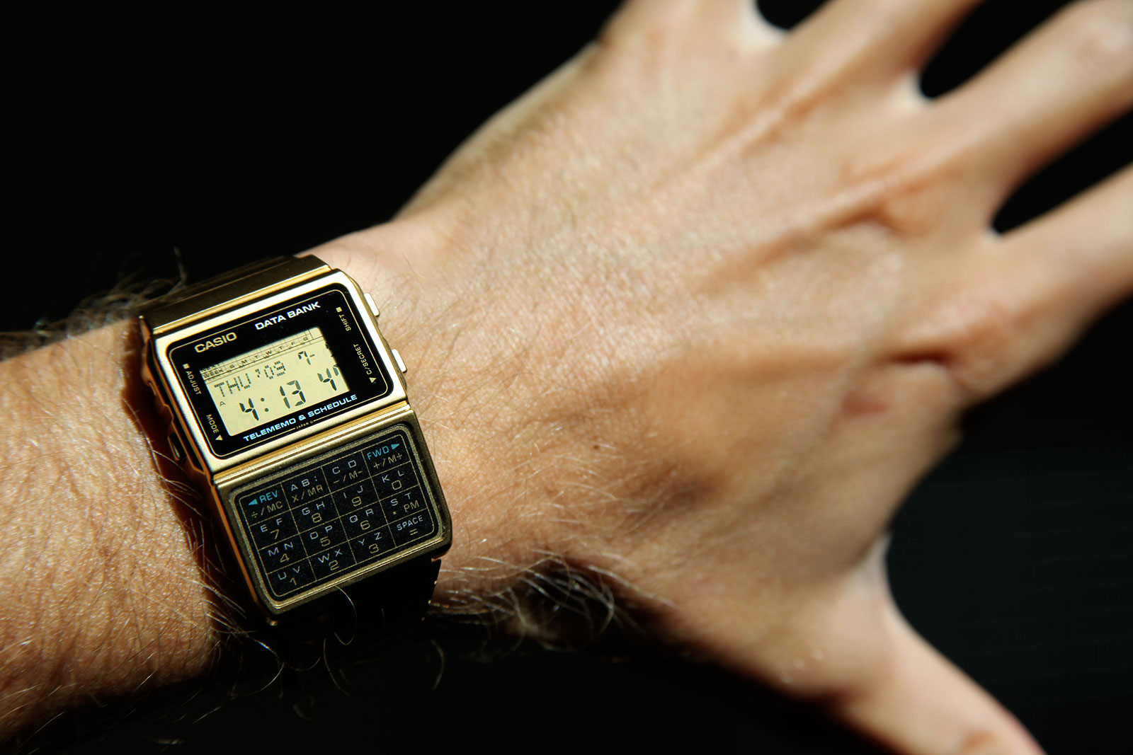 Casio Databank CD-40: The Original Smart Watch