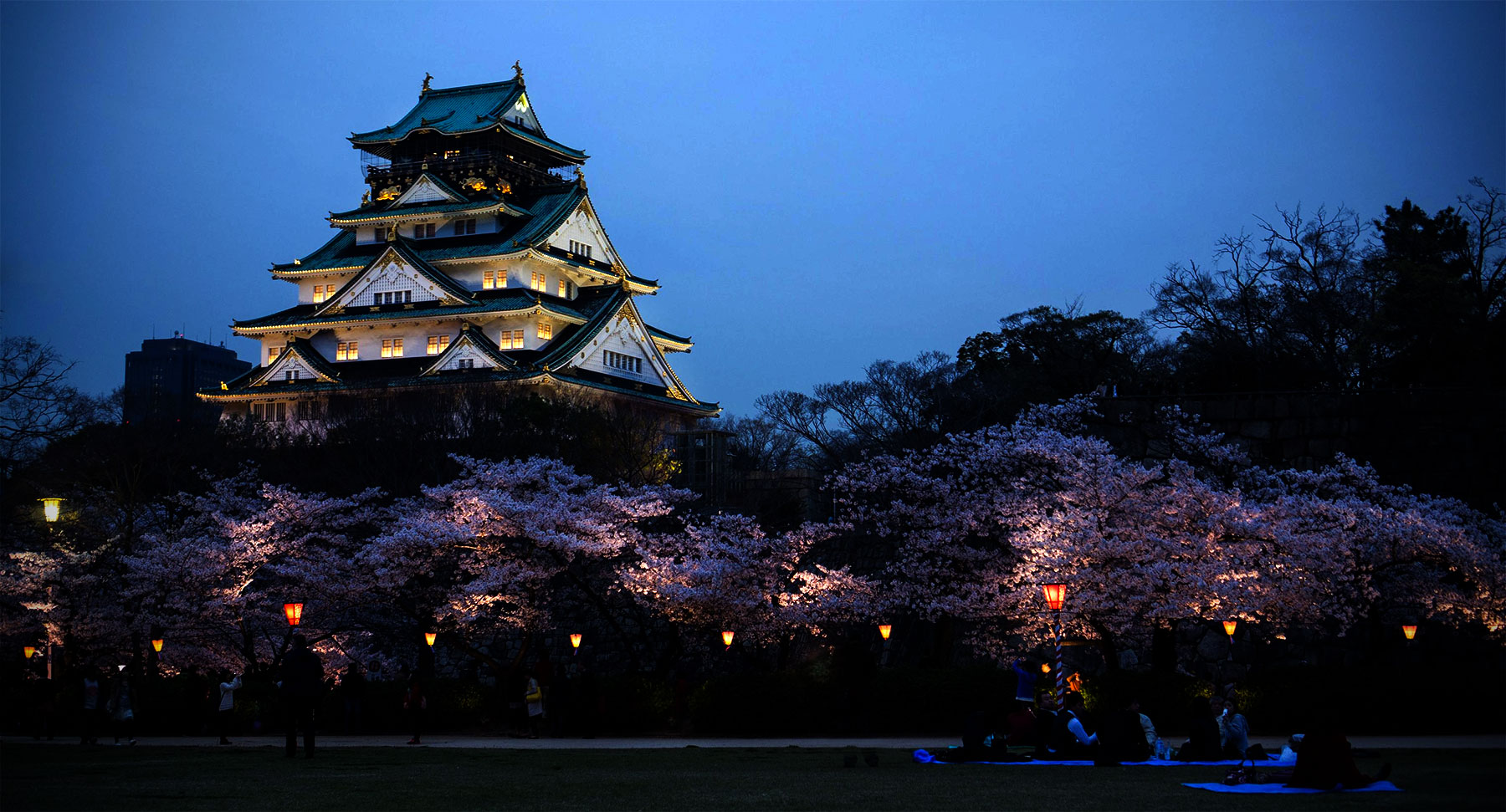 Understanding the 400th Anniversary of Osaka Castle