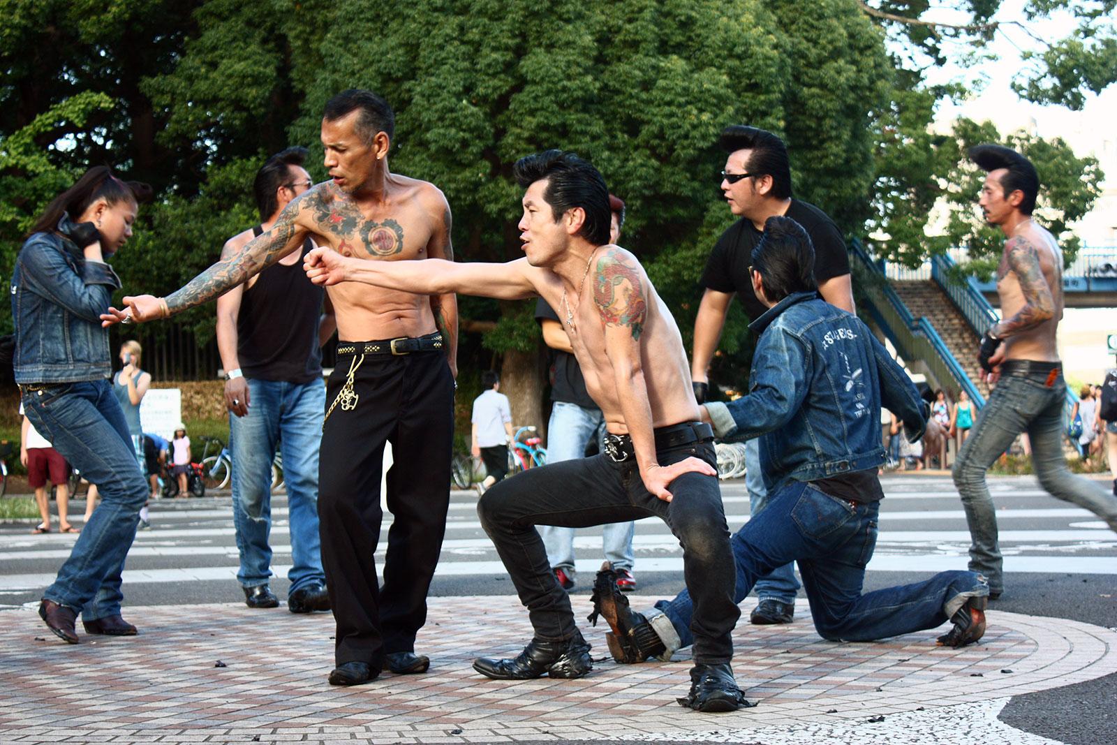yoyogi-dancers