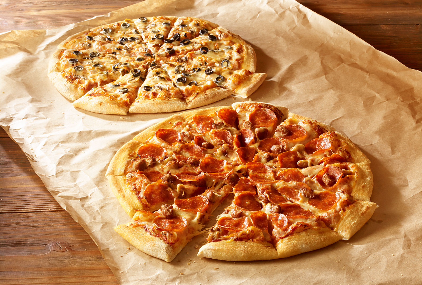 A taste of home from domino 39 s pizza for Domino pizza