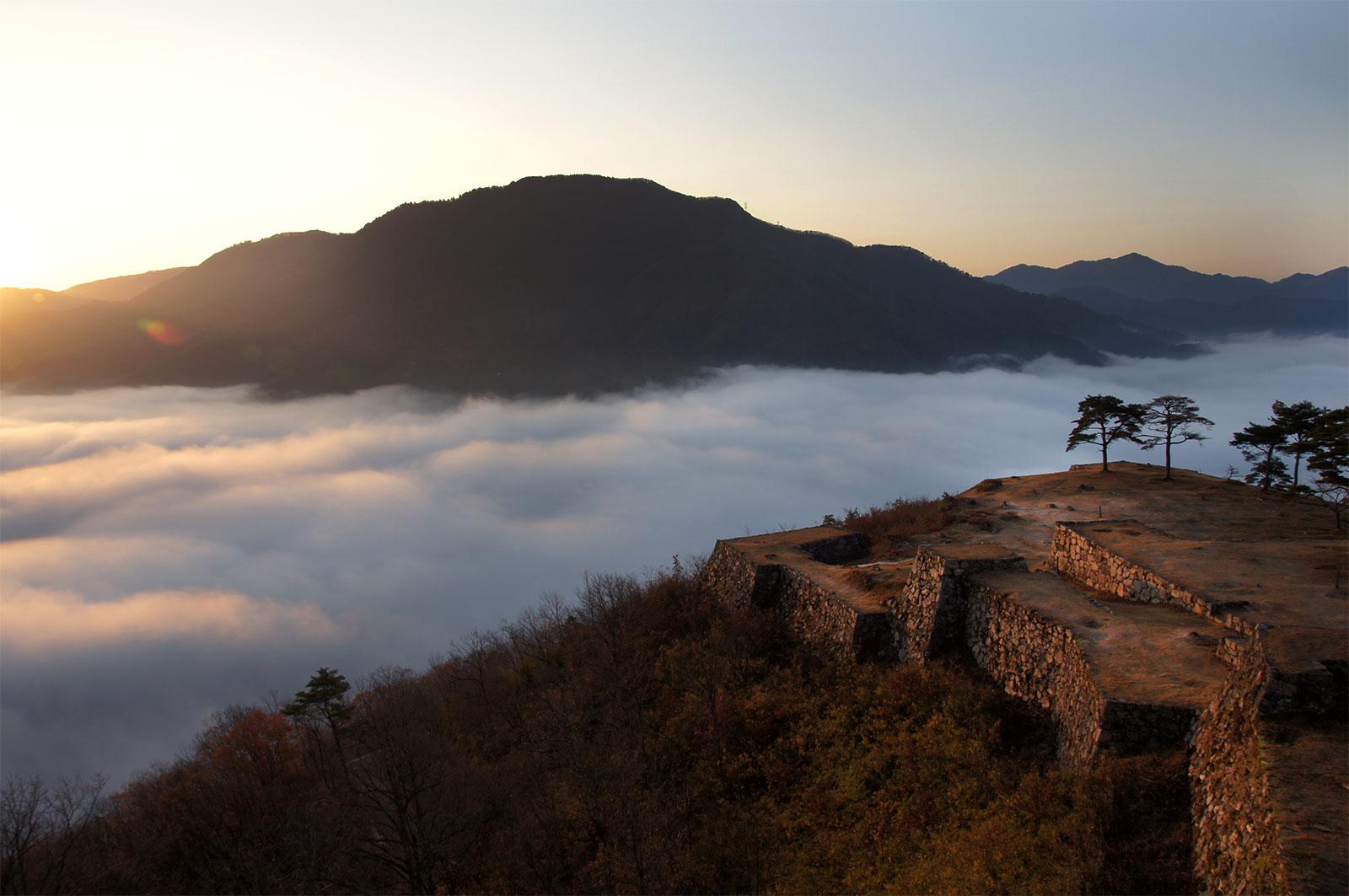 Takeda Castle: The Castle in the Sky
