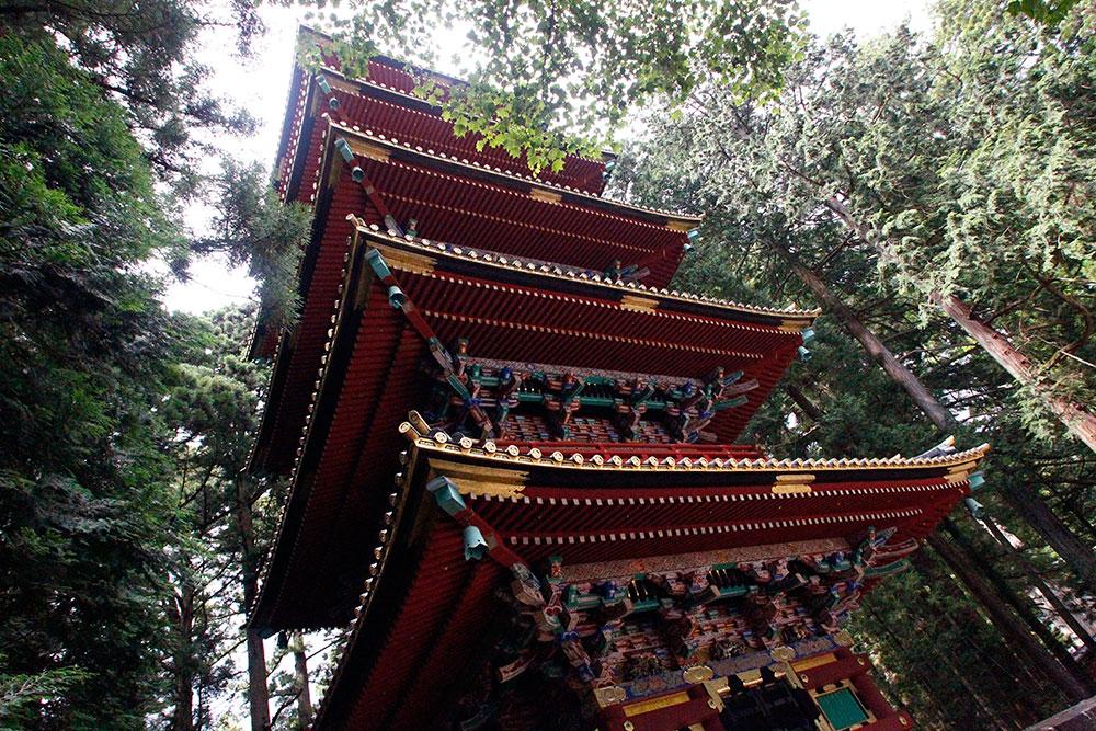 nikko-pagoda