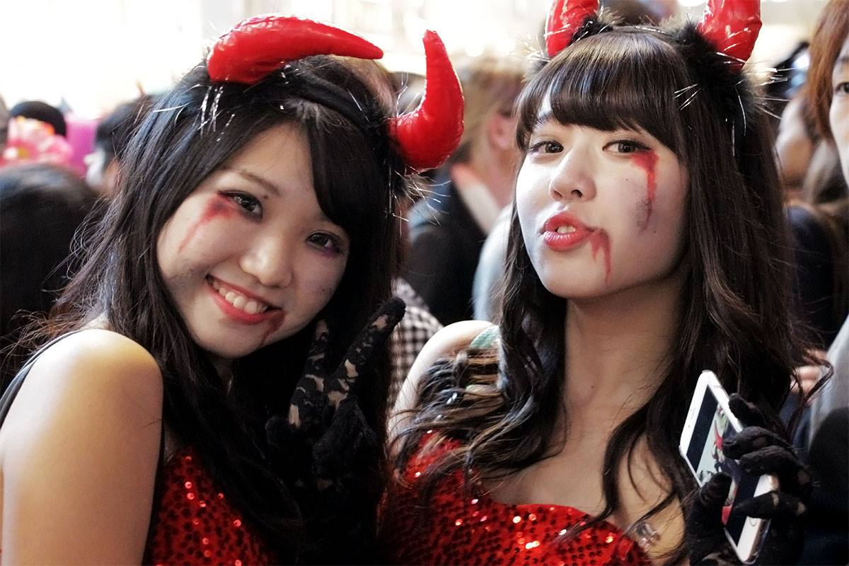 Halloween in Japan: What's Different? What's not? - GaijinPot