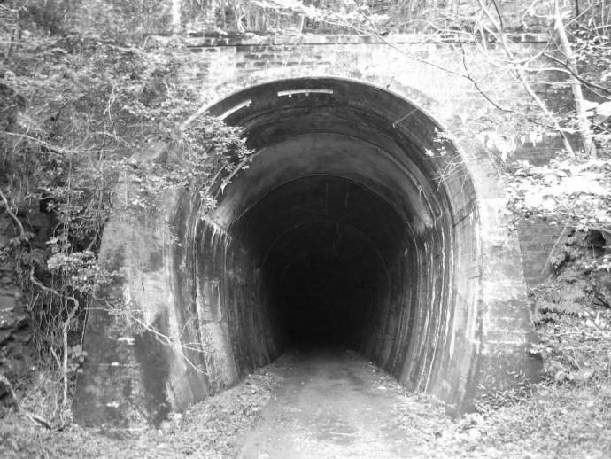 Groovy Osaka A Sacred Mountain With Unlucky Tunnels