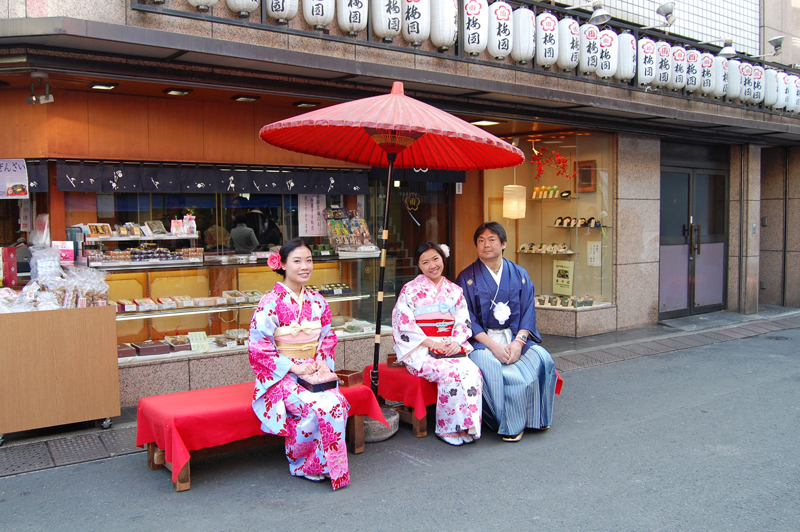 A chance to dress in traditional japanese style gaijinpot a chance to dress in traditional japanese style solutioingenieria Choice Image