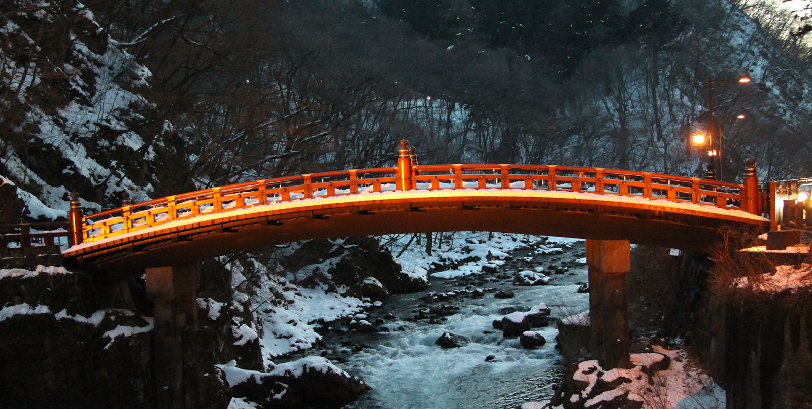 Shinkyo (Sacred Bridge) Nikko, Japan