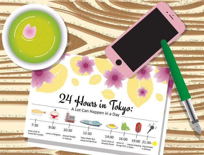 24 Hours In Tokyo: A lot can happen in a day