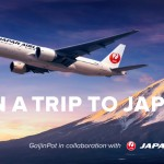 JAL Win a trip