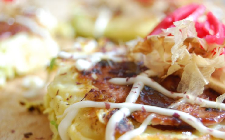 How to Make Okonomiyaki Recipe