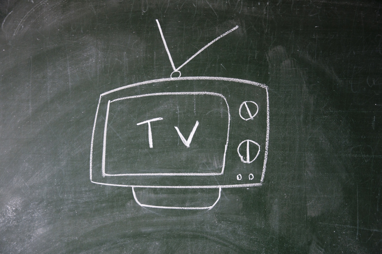 TV sign