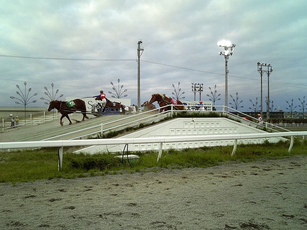 Ban'ei Horse Racing