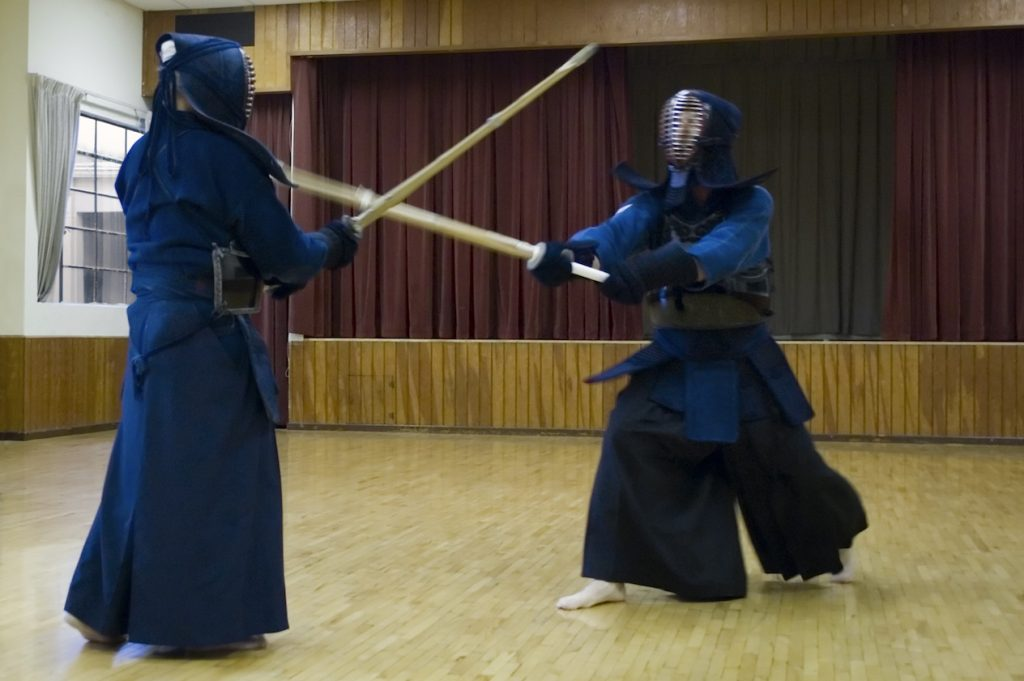 5 Unique Ways to Stay Fit Japan Kendo