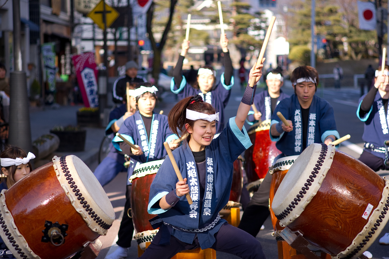 5 Unique Ways to Get Fit in Japan