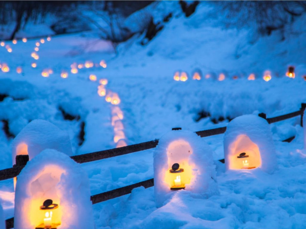 9 Great Snow Festivals to See in Japan