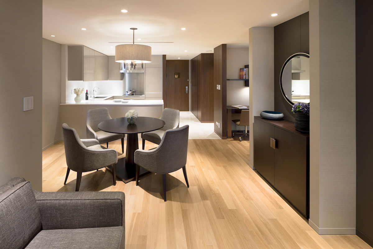 Apartments Available At Ascott Marunouchi Studio One Bedroom Deluxe Executive Premier Two
