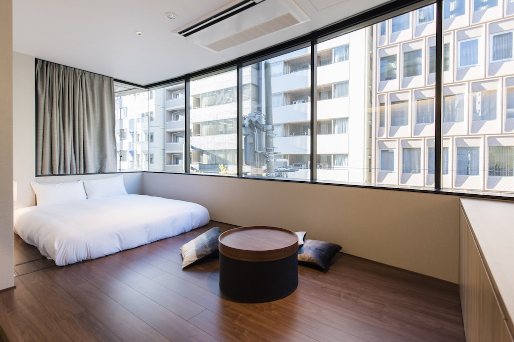 Grids Hotel + Hostel Nihombashi Deluxe Dormitory