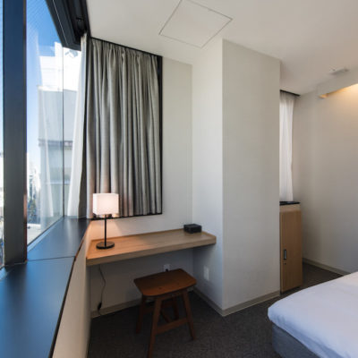 grids hotel and hostel defy labels at this cool new