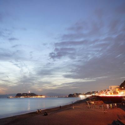 WeBase Hostel Kamakura Night Beach