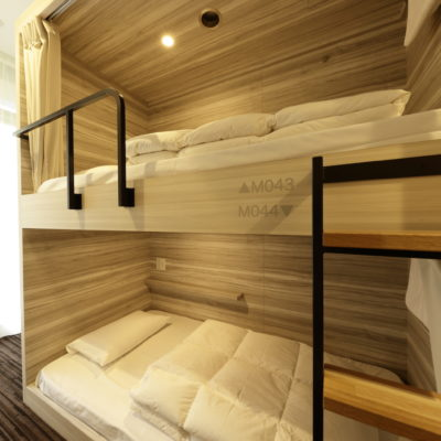 WeBase Hostel Kamakura Beds