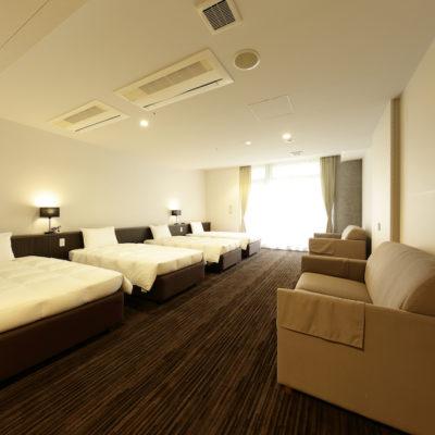 WeBase Hostel Kamakura Family Room