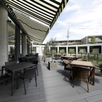 WeBase Hostel Kamakura Outdoor Terrace