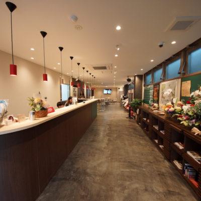 Mosaic Hostel Kyoto Reception