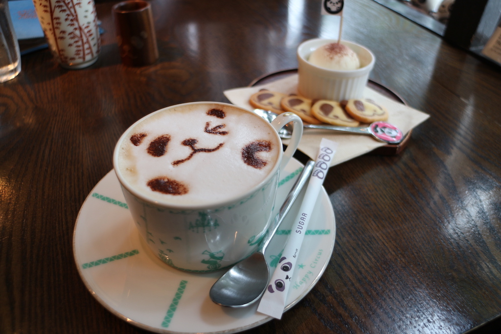 Panda Coffee Asagaya