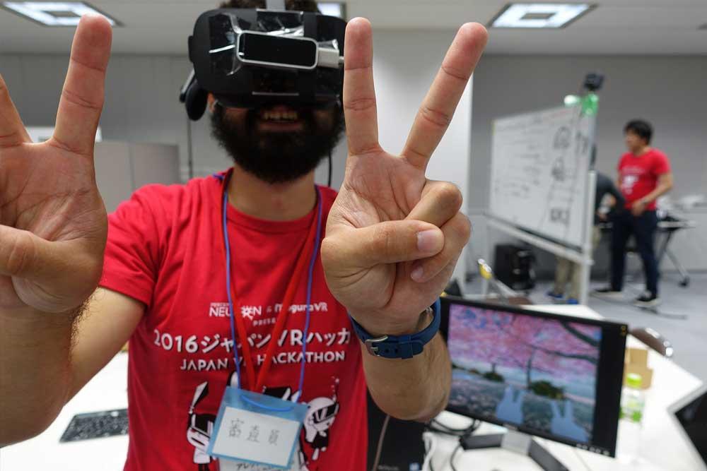 Japan_VR_Hackathon9