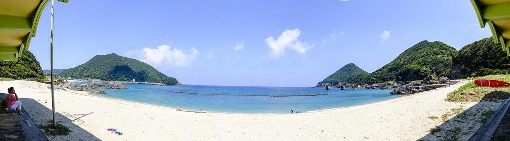 Isso Beach, Kagoshima