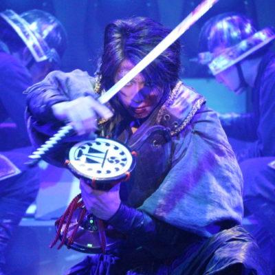 Sword-fighting in Alata by Alternative Theatre