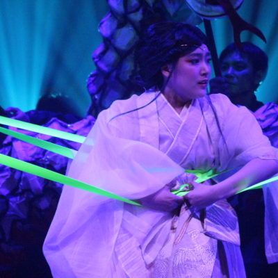 Sengoku Princess in Alata by Alternative Theatre