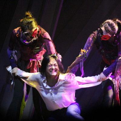 Elina in Alata by Alternative Theatre