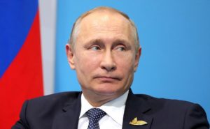 Vladamir Putin at the G20.