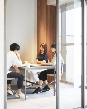 The Millennials Kyoto Meeting room
