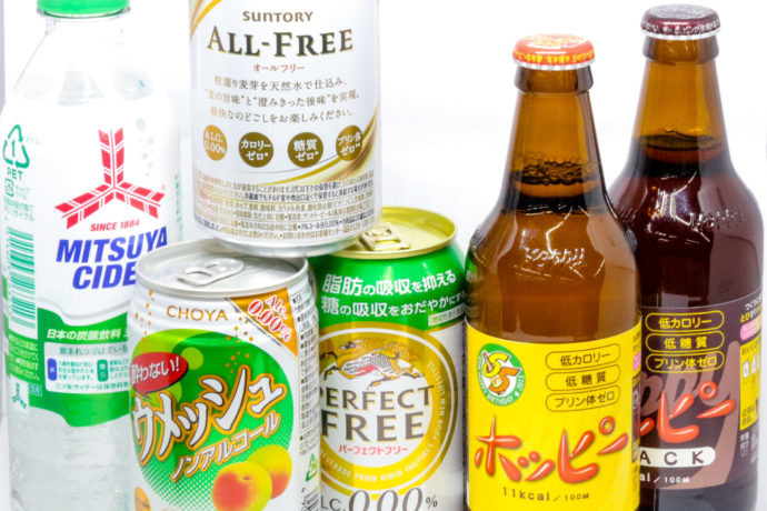 Teetotal Tipples: 7 No-Alcohol Drinks in Japan