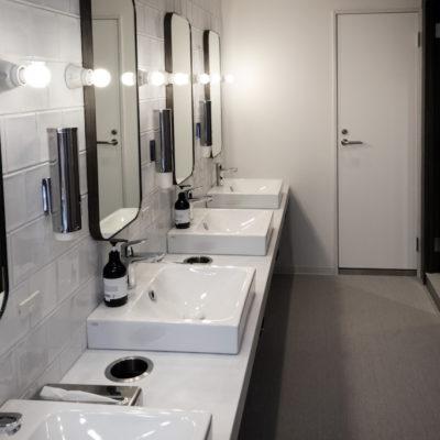 The Millennials Kyoto bathroom