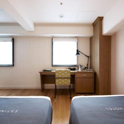 Estinate Hotel room 3