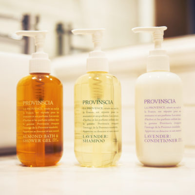 Estinate Hotel soap