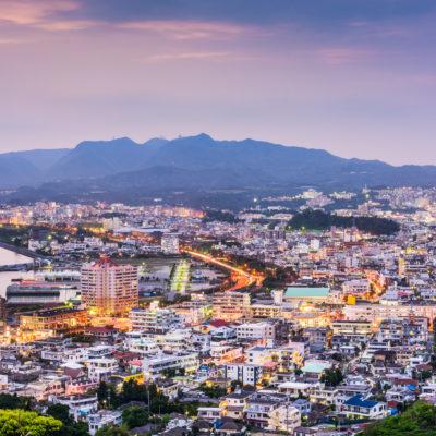 City in Okinawa Estinate Hotel