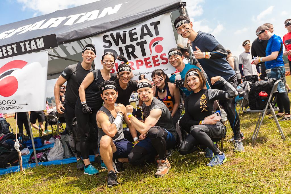 Spartan Race Japan 2